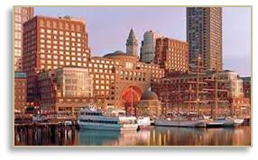 Boston Harbor Hotel, Rowe's Wharf, Boston