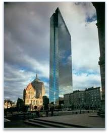 John Hancock Tower, Hancock Tower, Back Bay, Boston