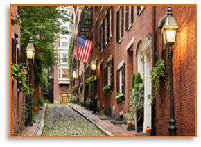 Beacon Hill, Boston, Travel+Leisure