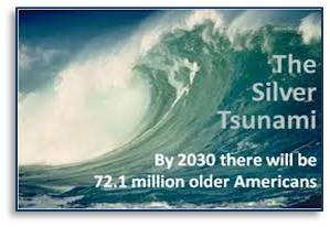 By 2030 there will be 72.1 million older Americans
