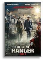The Lone Ranger, Johnny Depp, Jerry Bruckheimer, Gore Verbinski, Armie Hammer, Disney