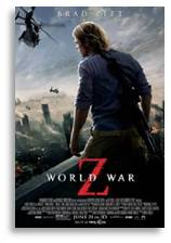 World War Z, Brad Pitt, Mireille Enos