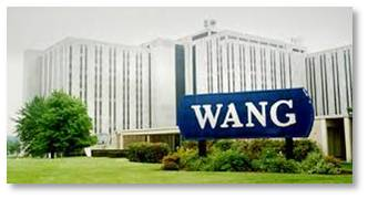 Wang Laboratories, Wang, An Wang, Lowell MA