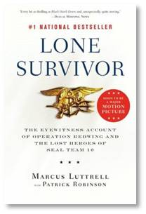 Lone Survivor, Marcus Luttrell, Patrick Robinson, Operation Red Wings