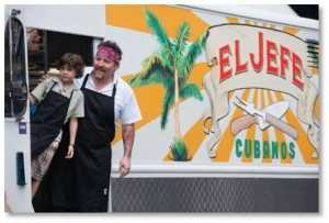 Chef, Jon Favreau, Emjay Anthony, El Jefe food truck