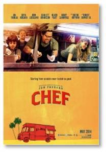 Chef, Jon Favreau, El Jefe food truck