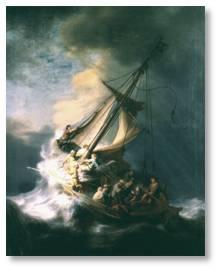 Storm on the Sea of Galilee, Rembrandt, Isabella Steward Gardner Museum, Gardnet Museum Heist