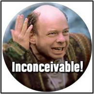 Wallace Shawn, The Princess Bride, Inconceivable