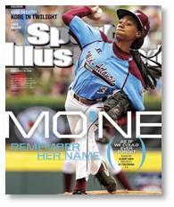 Mo'ne Davis, Little League World Series, Mid-Atlantic League, Sports Illustrated