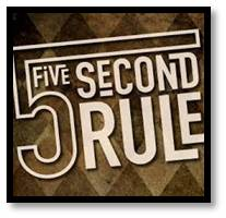five-second rule, food, dropped food, food on the floor, eating dropped food