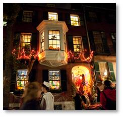 Beacon Hill, Halloween, Beacon Hill with a Boo!, Boston By Foot, @BostonByFoot