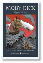 Moby Dick or The Whale, Herman Melville