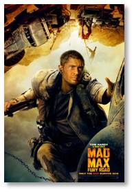 Mad Max: Fury Road, Charlize Theron, Tom Hardy