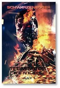 Terminator Genesis, Arnold Schwarzenegger, Emelia Clarke, Sean Bean