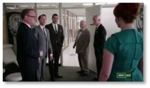 Mad Men treatment of women