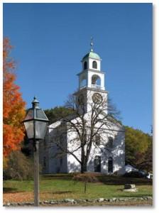 First Parish of Sudbury, Rev. Marjorie Matty