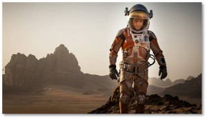 During a manned mission to Mars, Astronaut and botanist Mark Watney is presumed dead after a fierce storm and left behind by his crew. But Watney has survived and finds himself stranded and alone on the hostile planet. With insufficient supplies, he must draw upon his scientific training, ingenuity, wit, knowledge, determination and spirit to subsist. He also has to find a way to signal to Earth that he is alive.