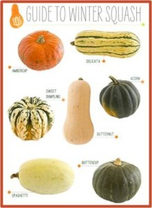 There are as many varieties as there are ways to bake, roast, sauté, and puree them; the possibilities are endless.