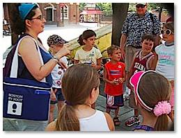 We also have tours designed for children and even a dog-friendly tour.