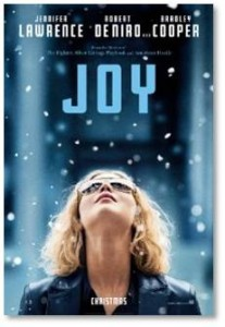 In three weeks Joy has grossed $46,531,854 on a production budget of $60 million so it has a ways to go yet. We enjoyed seeing Joy and I recommend it to grownups who enjoy a good film about the triumph of the human spirit.