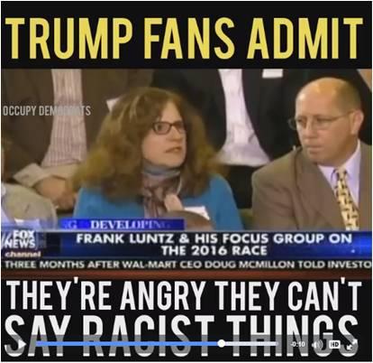 ccupy democrats politics trump fans livid that