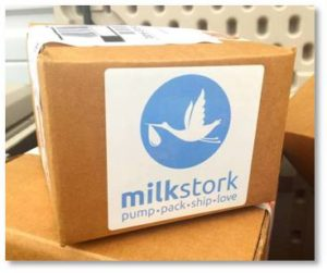 """Generation Z job perks: The article quotes Kate Torgersen, founder of Milk Stork, a company that handles the logistics of breast milk shipping. Ms Torgersen says she thinks, """". . . young parents are demanding more of employers."""" Yeah, I remember when the boomers wanted more, too."""