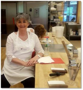 Susanne Skinner, our regular Monday author, doesn't have a post today because she's been attending one of the Home Baker classes in the Baking Education Center at King Arthur Flour headquarters in Vermont.