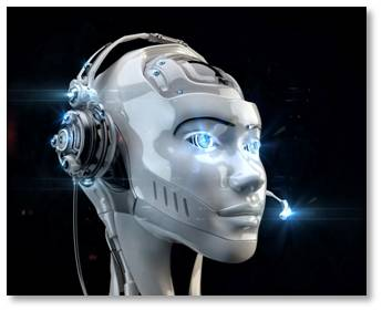robotization of human workforce Yes, in a few years, not in decades the robotization of human workforce will exponentially develop in some years while the nearly complete robotization.