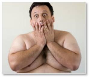 Breast development in men
