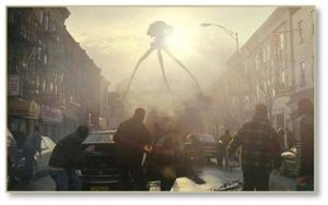 Some were friendly—just another member of the cast—while others scared us sleepless. Remember the huge, deadly killing machines of War of the Worlds (either version)?