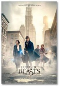 Fantastic Beasts and Where to Find Them takes us back to Potterland only on this side of the pond. The always-excellent Eddie Redmayne shows up in early 20th-century New York carrying a magical suitcase.