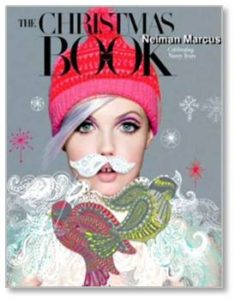 The Nieman Marcus catalog, long known for offering outrageous gifts at Christmas, this year gives us a variety to choose from.