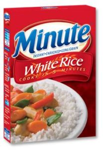 It's the continuing search for Easy Street: instant money, quick promotions, ultimate weight loss and, of course, Minute Rice. These aren't tricks and tips for working more efficiently, they're ways around work. But even Minute Rice takes five minutes.