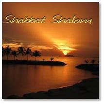 "When the words Shabbat Shalom are used together the intent is to say ""may you have a peaceful day of no work"" or ""may you be restored to wholeness as you rest on the seventh day."""