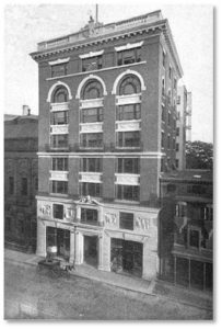 Congregational House, 14 Beacon Street, 1899
