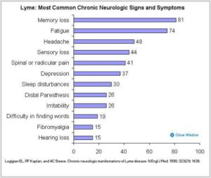 Major Lyme Disease Symptoms