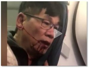 By now you have probably seen or at least heard about a United Airlines passenger being literally dragged off an overbooked airplane.