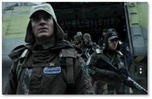 Alien Covenant, Michael Fassbender, crew, synthetic