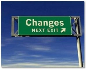 Changes - Next Exit