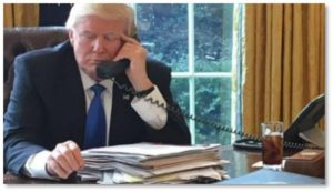 Donald Trump, Diet Coke, Oval Office, Resolute Desk