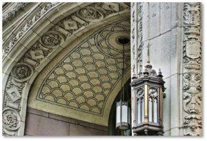 Little Building, Clarence Blackall, John Mason Little, Emerson College, Modern Gothic