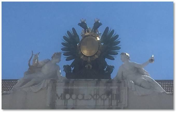 Palavicini Palace, Vienna,,Hofburg Quarter