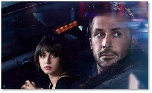 Blade Runner 2049, Ryan Gosling, Ana DeArmas
