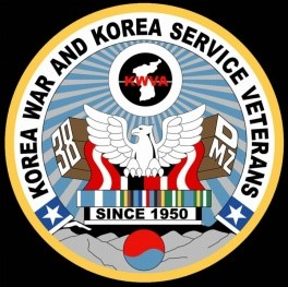 Korean War Veteran's Badge, Forgotten War, Korean War