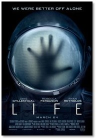 Life movie poster 2017