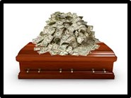funeral, cost of funeral, funeral scams