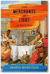 Merchants of Light, Marta Maretich, Giovanni Battista Tiepelo, John Davis Skilton Jr.