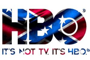 HBO, Confederate. logo