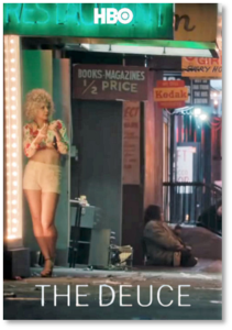 HBO, The Deuce, pornography