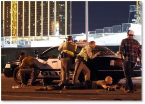 Las Vegas shooting, first responders, Mandalay Bay Hotel